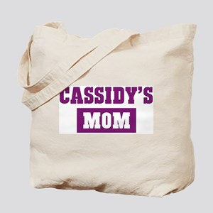 Cassidys Mom Tote Bag