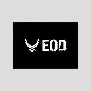 USAF: EOD 5'x7'Area Rug