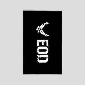 USAF: EOD Area Rug