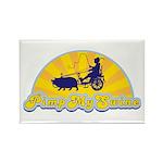 Pimp My Swine Rectangle Magnet (100 pack)
