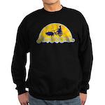 Pimp My Swine Sweatshirt (dark)