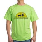 Pimp My Swine Green T-Shirt
