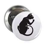 """Catoliner """"B"""" 2.25"""" Button (10 pack"""