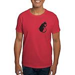 """Catoliner """"B"""" Dark T-Shirt"""