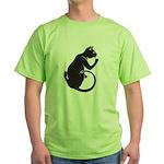 "Catoliner ""B"" Green T-Shirt"