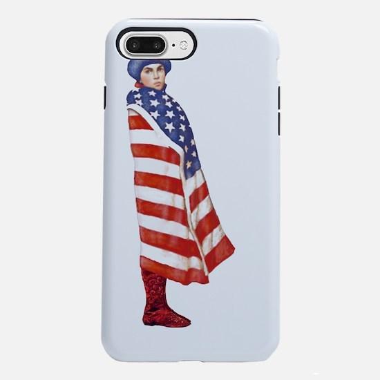 girlflag3000tig.jpg iPhone 7 Plus Tough Case