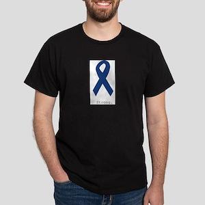 Navy Blue: Strong T-Shirt