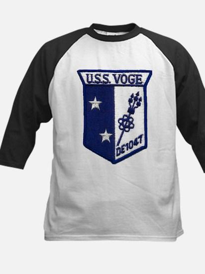 USS VOGE Kids Baseball Jersey
