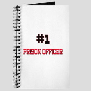 Number 1 PRISON OFFICER Journal