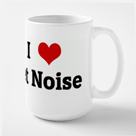 I Love Jet Noise Large Mug