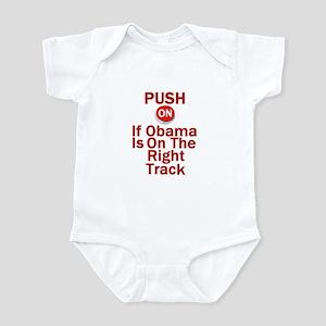 Push ON Infant Bodysuit