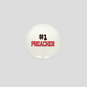 Number 1 PREACHER Mini Button