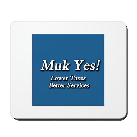 Mukilteo Yes! Mousepad