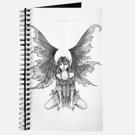 Gothic Fairy Journal