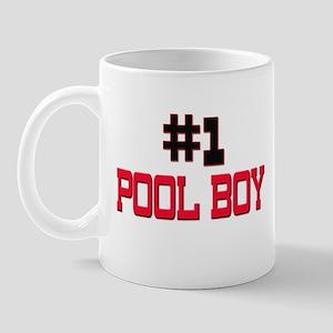 Number 1 POOL BOY Mug