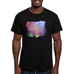 Creation Men's Fitted T-Shirt (dark)