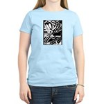 Abstract Women's Light T-Shirt