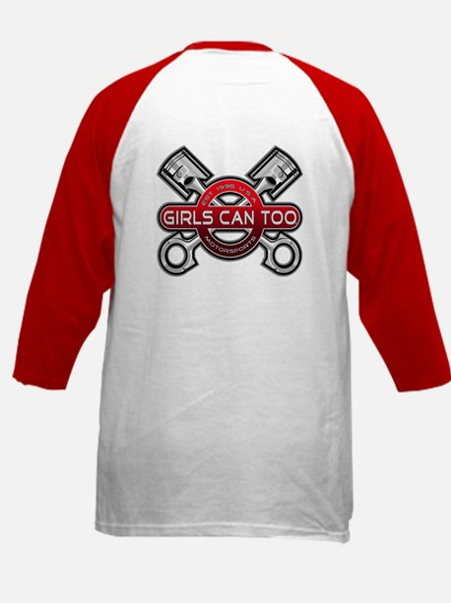 GC2 Motorsports (Red) Kids Baseball Jersey