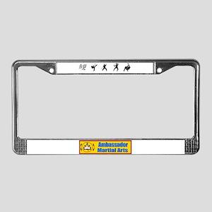 AMA License Plate Frame