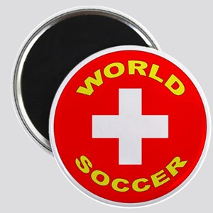 Switzerland World Cup Magnet