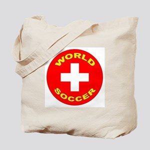 Switzerland World Cup Tote Bag