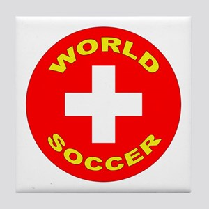 Switzerland World Cup Tile Coaster