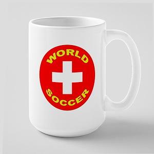 Switzerland World Cup Large Mug