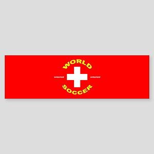 Switzerland World Cup Bumper Sticker