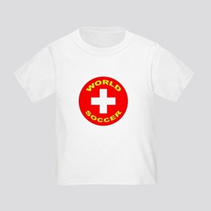 Switzerland World Cup Toddler T-Shirt