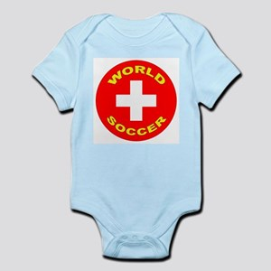 Switzerland World Cup Infant Creeper