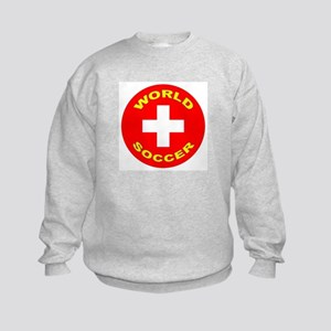Switzerland World Cup Kids Sweatshirt