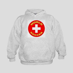Switzerland World Cup Kids Hoodie