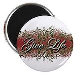 Give Life Vine Design Magnet