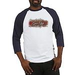 Give Life Vine Design Baseball Jersey