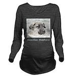 Anatolian Shepherd Long Sleeve Maternity T-Shirt