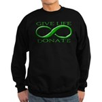 Give Life Sweatshirt (dark)