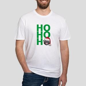 Ho ho ho Fitted T-Shirt