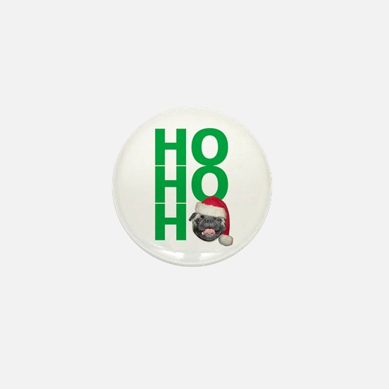 Ho ho ho Mini Button