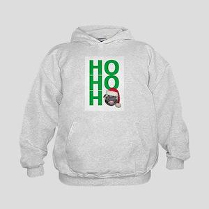 Ho ho ho Kids Hoodie