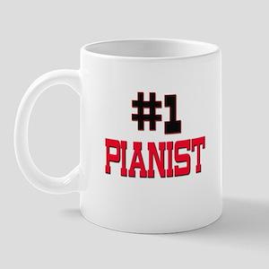 Number 1 PIANIST Mug