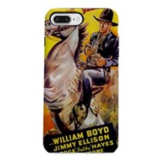 Hopalong Cassidy iPhone 7 Plus Tough Case