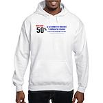Domestic Violence Truth Revea Hooded Sweatshirt