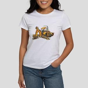 Back Hoe Women's T-Shirt