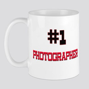 Number 1 PHOTOGRAPHER Mug