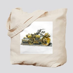 Steam Roller Tote Bag