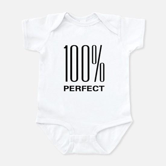 100% Perfect Infant Bodysuit
