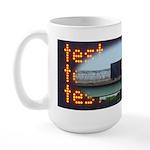 Test Test Test! Large Mug