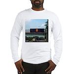 Test Test Test! Long Sleeve T-Shirt