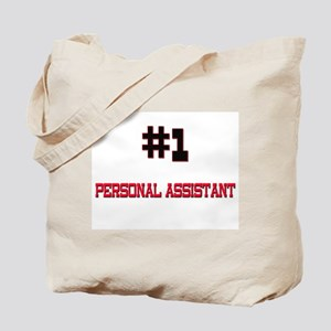 Number 1 PERSONAL ASSISTANT Tote Bag
