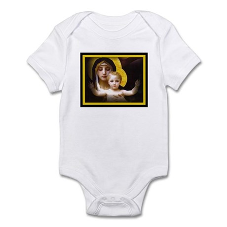 MIRACLES DO HAPPEN Infant Bodysuit